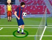Messi Pelota De Tenis Time