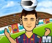 Neymar Cabeza Football